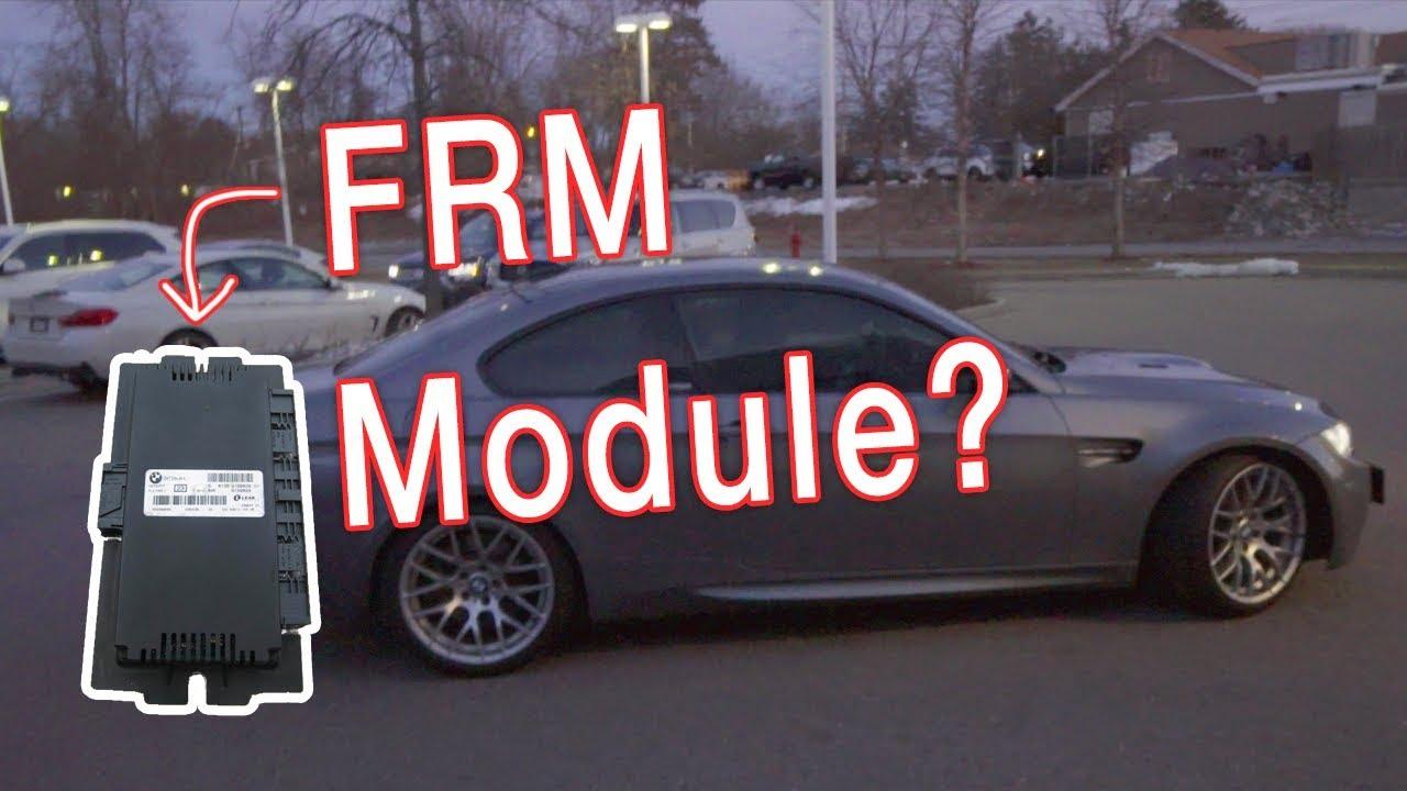 BMW M3 FRM Module FREE Extended Warranty