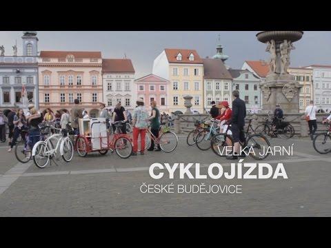 Velká jarní cyklojízda ve vší parádě, České Budějovice, 11.4.2015