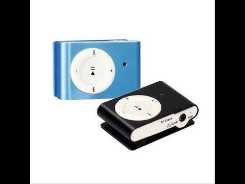 Mini Hidden MP3 Player & Camcorder - Spy Camera Video Test