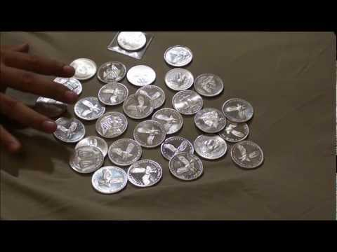 Why I bought a small amount of silver? diversify and hedge