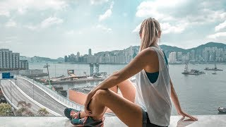 Erster Tag in Hong Kong - Victoria Peak - Hong Kong auf Weltreise | VLOG #295