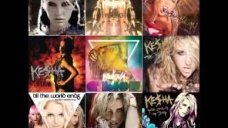 Download Kesha Mega Mashup (9 Songs) MP3 song and Music Video