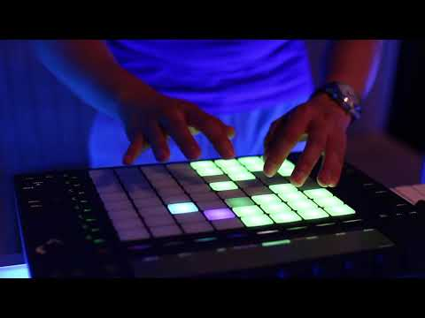 Joshua March - Attention (Cover Remix) Charlie Puth || Ableton Live Push 2
