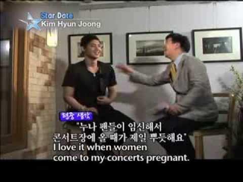 [Star Date] Kim Hyun-Joong (김현중)