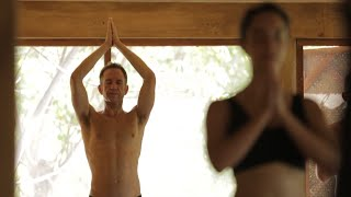 what is the magic of a hridaya yoga retreat in mexico