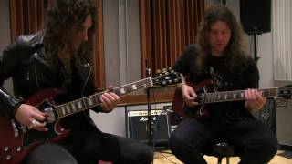 "AIRBOURNE - ""Going To Hell For This"" and ""It's All For Rock N' Roll"" Riffs 