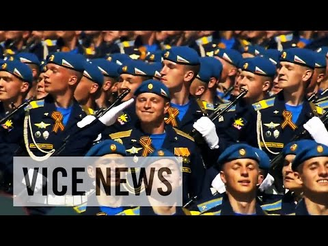 Troops and Tanks in Moscow: Russia's Victory Day