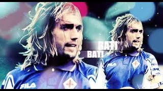 Batistuta ● Best Goals Ever ● 1990-2003  ||HD||