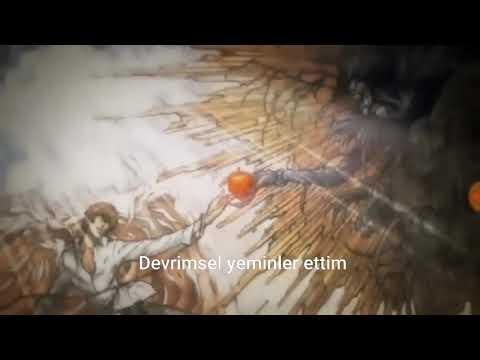 Death Note Opening 1 Türkçe çeviri