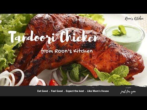 Tandoori Chicken in MicroOven || How to Prepare Tandoori Chicken in MicroOven || #RoonsKitchen