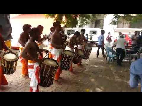 Sri Devi Chende@ University college mangalore