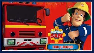 Fireman Sam: Fire & Rescue - Fire Truck Games - Fire Trucks App For Kids