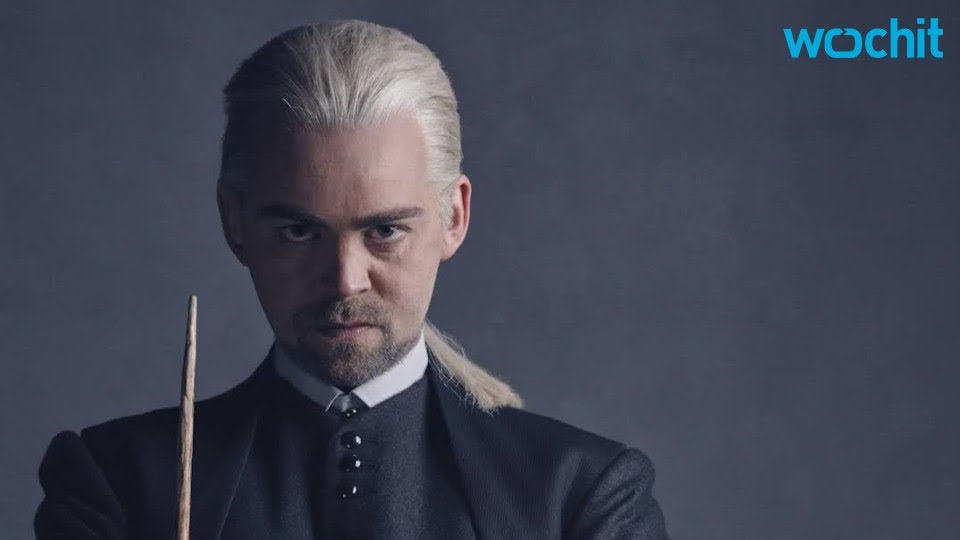 Harry Potter & The Cursed Child Reveals Draco and Scorpius ...