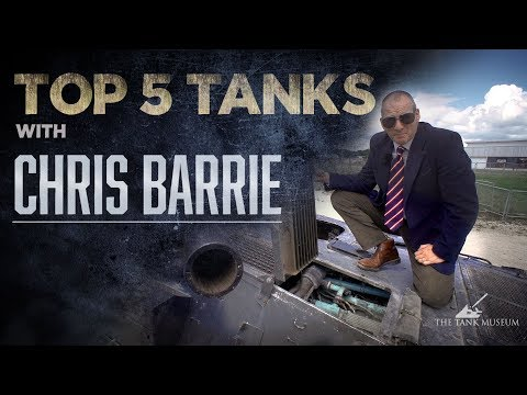Top Five Tanks - Chris Barrie