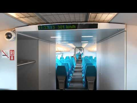 Maglev train shanghai...speedometer