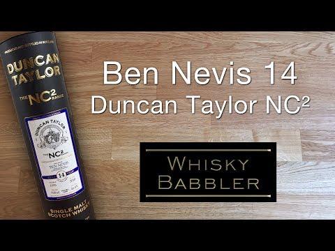 Whisky Review: Ben Nevis 14 Duncan Taylor NC² (German/Deutsch)