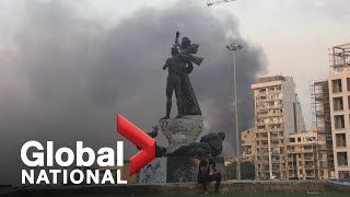 Global National: Aug. 5, 2020 | Allegations negligence is to blame for deadly Beirut explosion