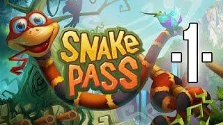 Snake Pass - Episode 1 - Hvordan slanger man? (HD Dansk)