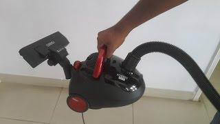 Eureka Forbes Trendy Zip Vacuum Cleaner Review