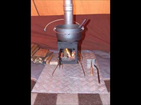 Ammo box wood stove - Ammo Box Wood Stove - YouTube
