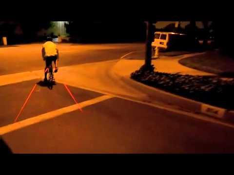 Thexfire Com Bike Lane Laser Safety Lighting Systems