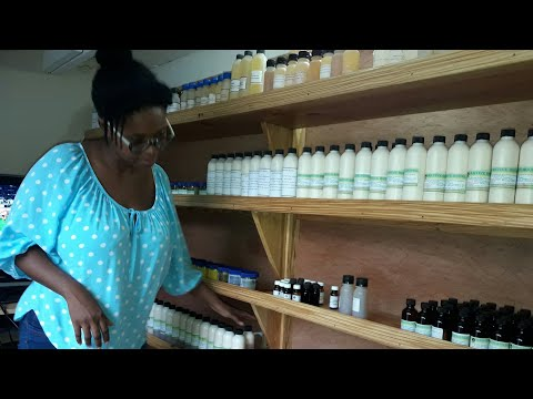 Showroom tour| Un de mes business en Haiti, ma vie en Haiti