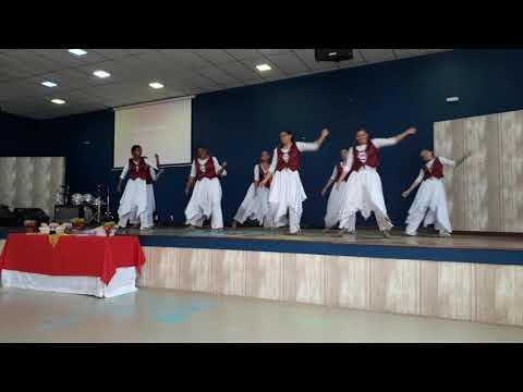 Que amor é esse - Luma Elpidio - Ministério de dança Paz Taboão da Serra.