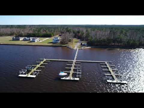 Waterfront Lot with Boat Slip in Beaufort County NC!