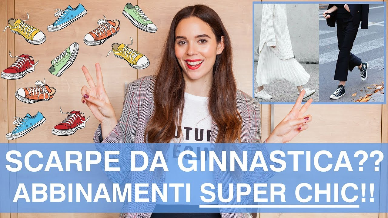 In Sneakers Abbinare Con ScontatiVestirsi Scarpe Look Le Alla Moda Da Ginnastica Come Non H29IEWD