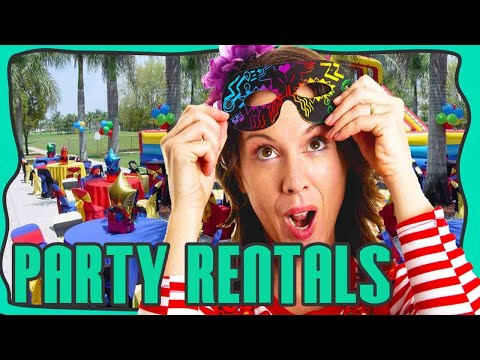 Equipment Party Rental Services In Brisbane And Gold Coast | Super Steph | Super Party Heroes