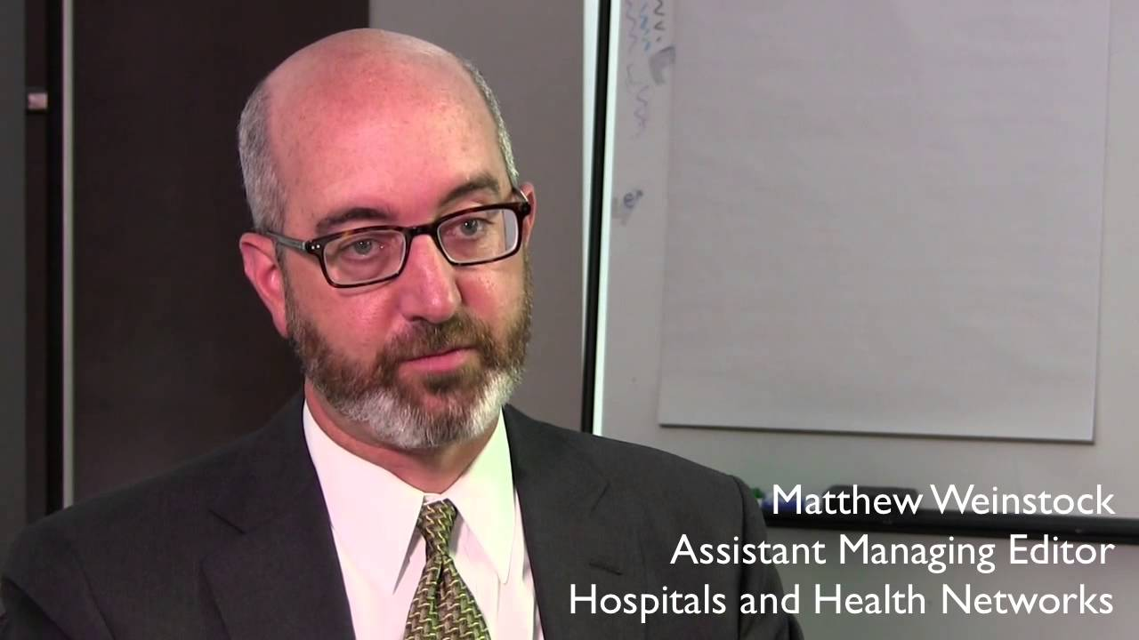 Most Wired Hospitals Extend Care Beyond Their Four Walls - YouTube