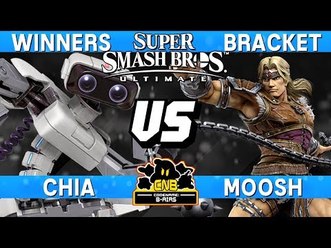 Smash Ultimate Tournament Match - Chia (ROB) vs Moosh (Simon Belmont) - CN:B-Airs 168 thumbnail