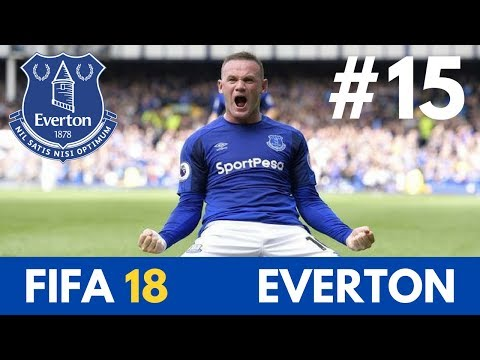 FIFA 18: CARRIERE MANAGER I EVERTON #15 I 8EME FINALES EUROPA LEAGUE