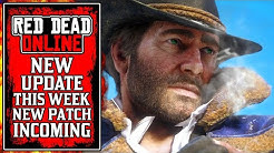 Rockstar's New Red Dead Online Update and NEW PATCH Coming VERY SOON (RDR2)
