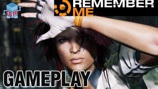 COTV - Remember Me PLATFORMING Gameplay