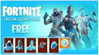 *WORKING* How To Get Frozen Legends Pack For *FREE* In Fortnite! (New Method)