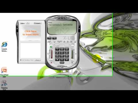How to Download X-Lite Softphone and Configure Global Freedom Phone SIP for unlimited calling