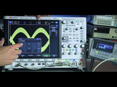 Practical Uses For Bandwidth Limiting - Oscilloscope How To - The 2-Minute Guru (s1e12)
