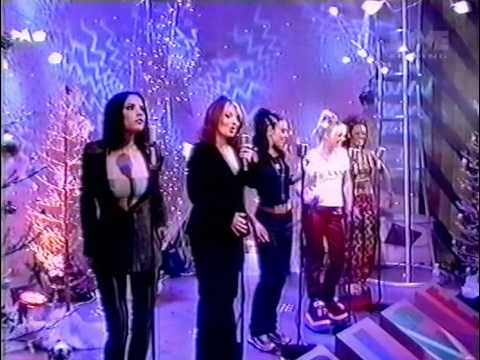 Spice Girls - Too Much (BBC Live And Kicking, 1997)