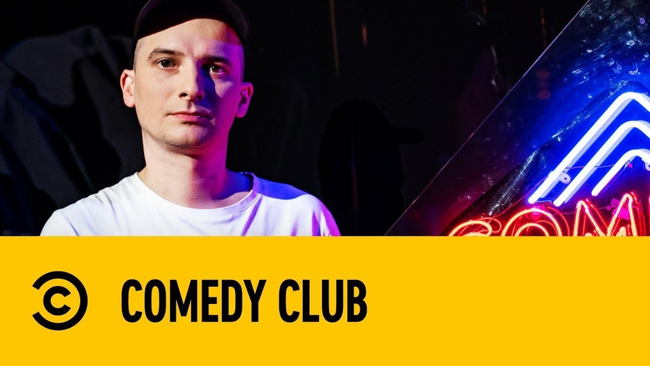 Jasiek Borkowski kocha śmietanę!   COMEDY CLUB