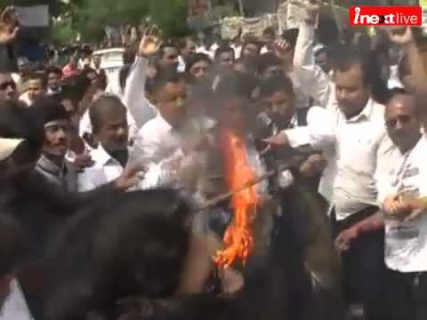Lawyers on strike in Kanpur, protest advocate's killing in Allahabad