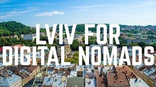 Lviv, ukraine: a great city for digital nomads -