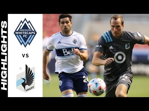 Vancouver Whitecaps Minnesota Goals And Highlights