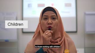Rafidah A Rahman testimony for Identi3 GSS Program