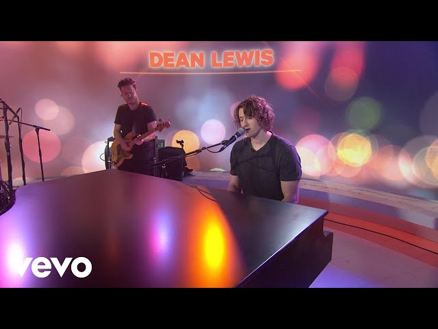 Dean Lewis – Be Alright (Live On The Today Show)
