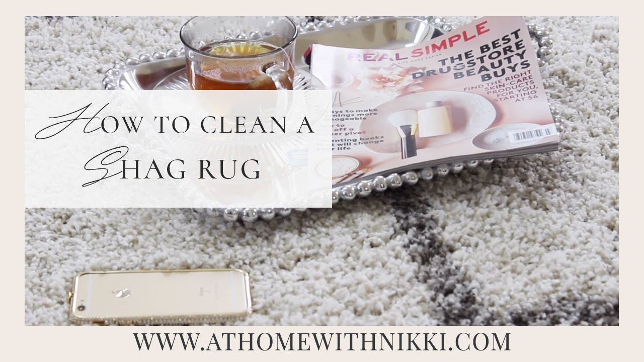 Spring Cleaning Quick Tip How To Clean A Rug