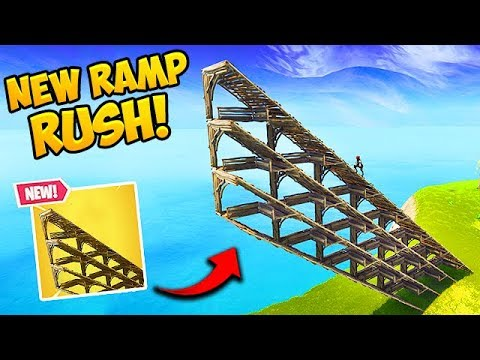 *NEW* EPIC RAMP BUILDING TRICK! - Fortnite Funny Fails And WTF Moments! #378