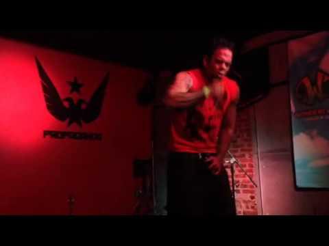 The Game We Play (revenge) live Jeff Warren