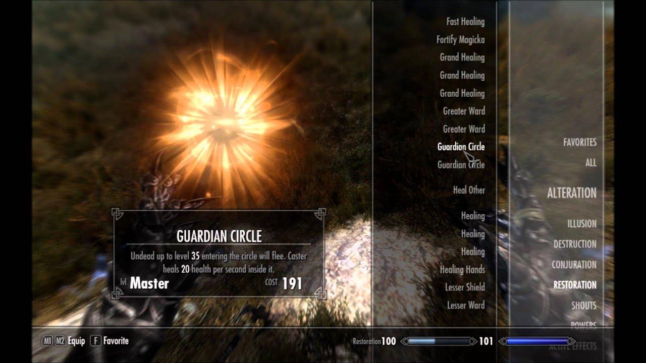 Restoration (Skyrim) | Elder Scrolls | FANDOM powered by Wikia