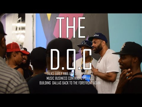 THE D.O.C TALKS NWA MUSIC BUSINESS AT ISTANDARD PRODUCERS CREATIVE ENHANCING FILMS